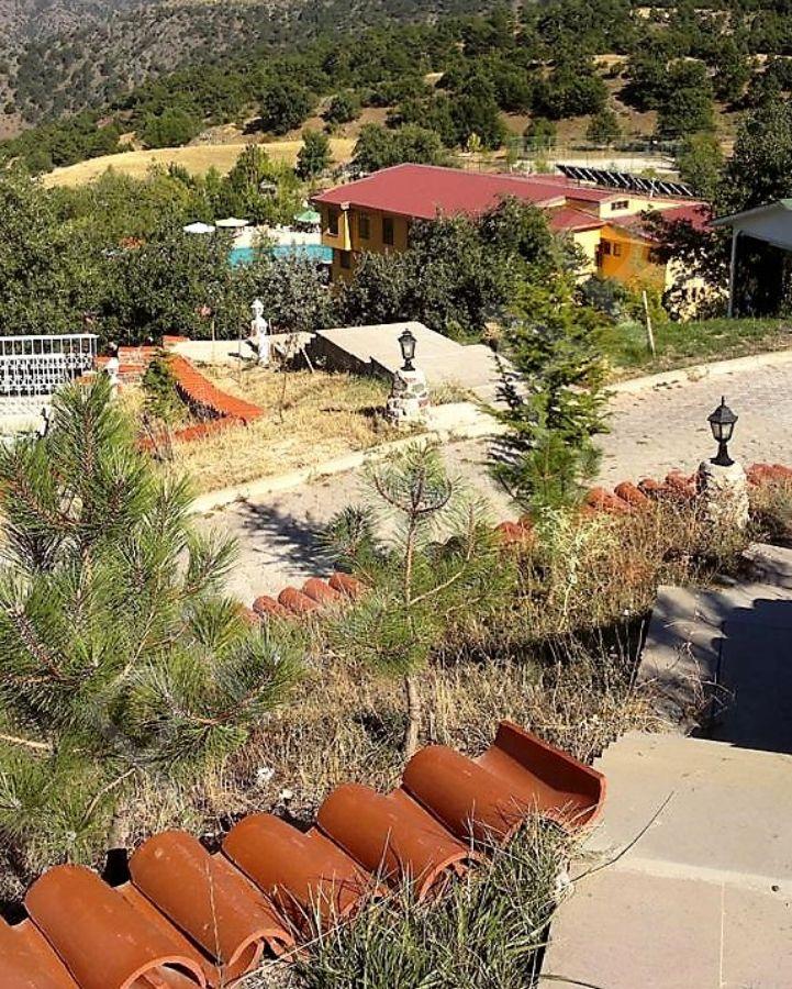 Dağ Küplü Kozlu Bahçede Satılık 2+1 Dağevi