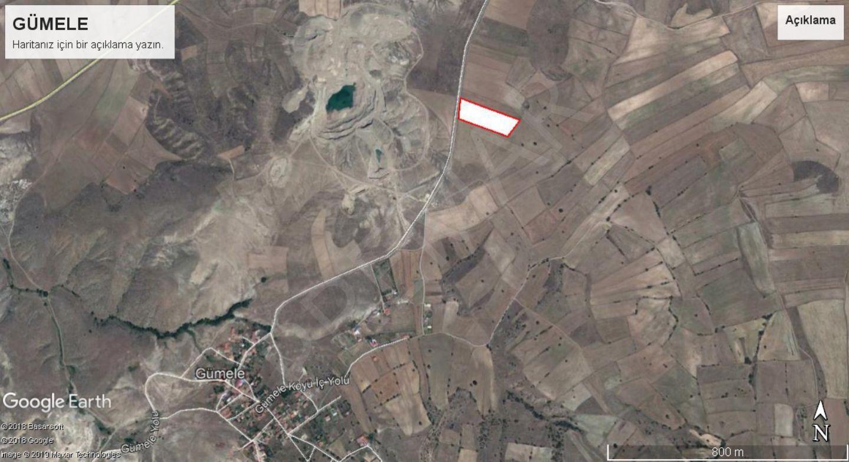 Premar Eskişehir Hikmetdinçbaş Gyd Gümele Mahallesinde Satılık Tarla