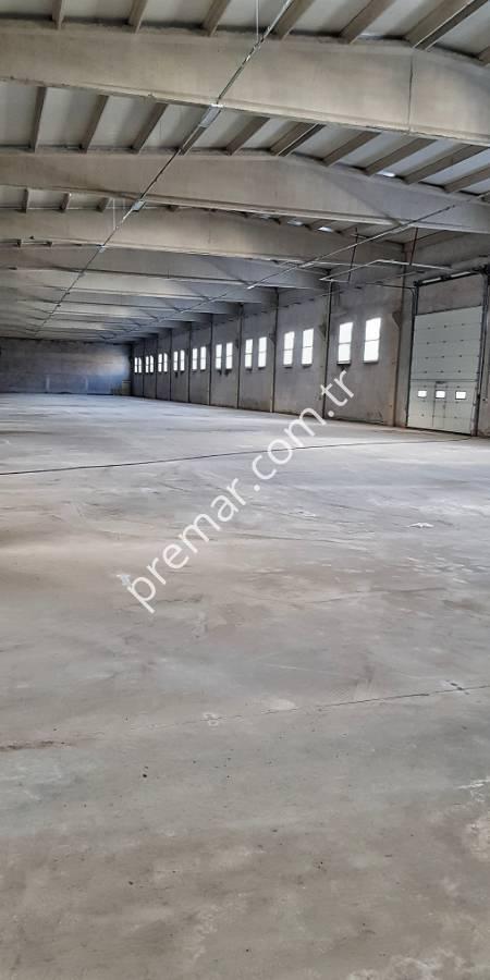 Mimarsinan.org.15.000 M2 Arsa 8300 M2 Kapalı Full Yapılı Fabrika
