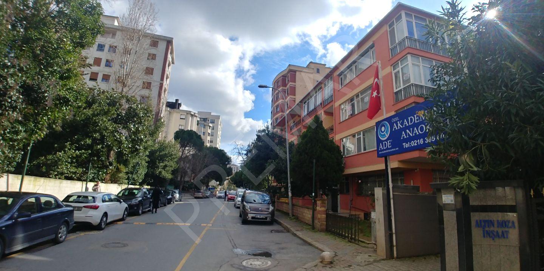 Tek Yetkili...erenköy'de Minibüs Yolu Altı İçi Yenilenmiş İskanlı Geniş 2+1
