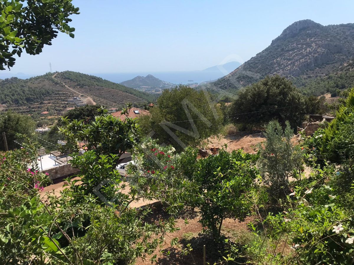 Premar Datça Emecik'de Butik Otele Uygun Muhteşem Villa
