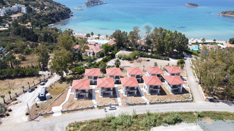 Premar Datça Karaincir'de 10 Adet 3+1 Otel İşletmesi İçin Villa