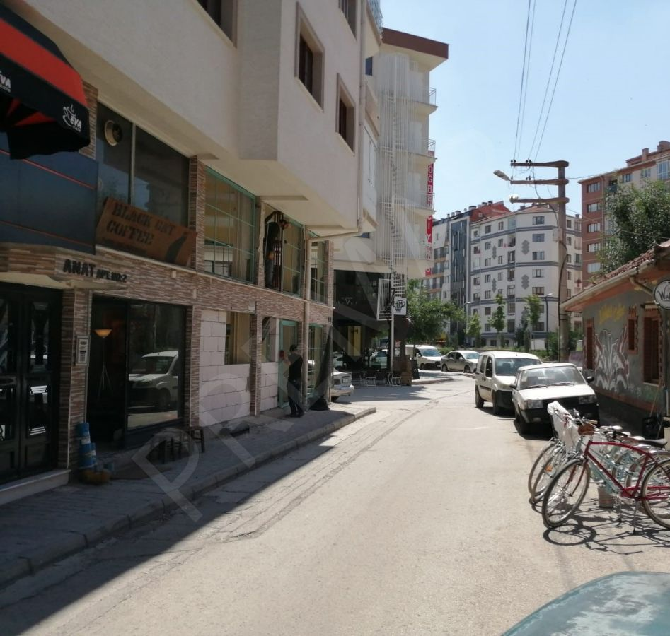 Eskişehir Tepebaşı Eskibağlar Mahallesinde Satılık 3+1 Daire