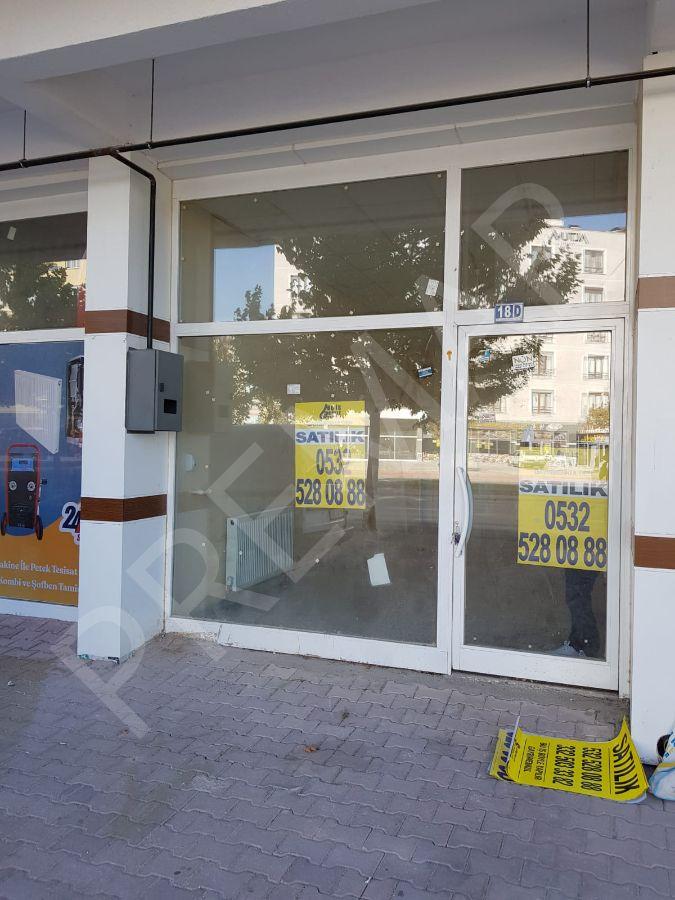 Karatay Kongre Mrk.karşısı A.hamdi Göğüş Cd.üzeri Satılık Dükkan