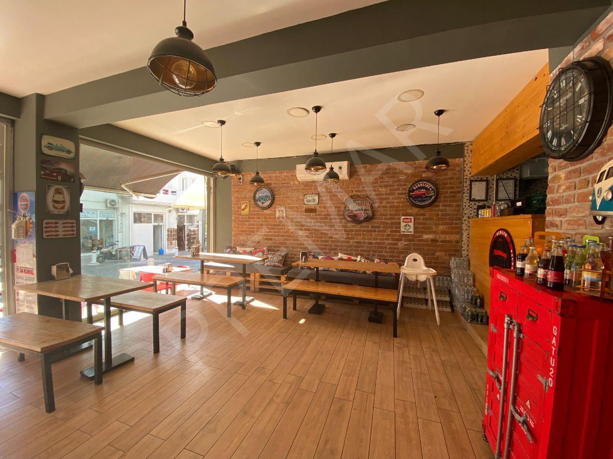 Premar Datça Limanda 4 Yıllık Devren Kiralık Restoran