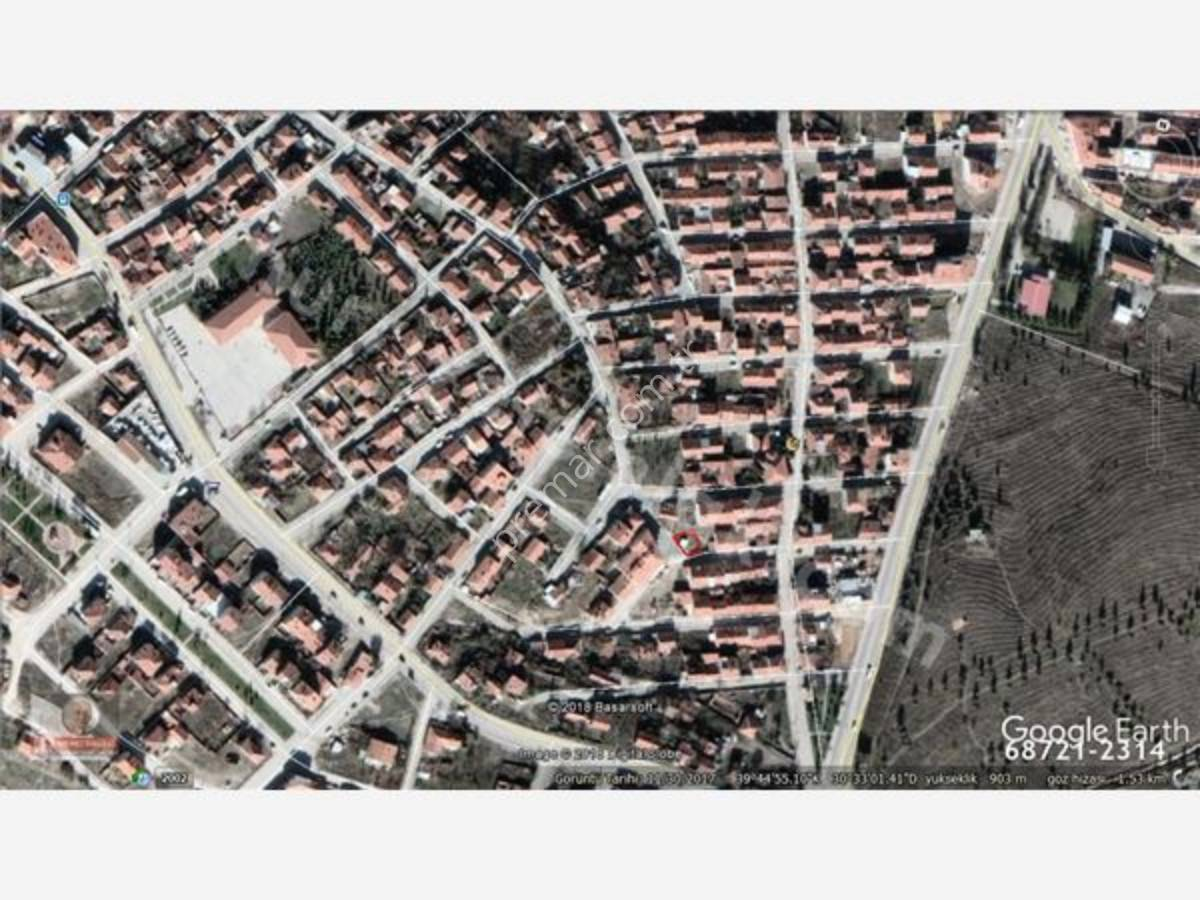 Eskişehir Odunpazarı Yenidoğan Mahallesinde Satılık Arsa