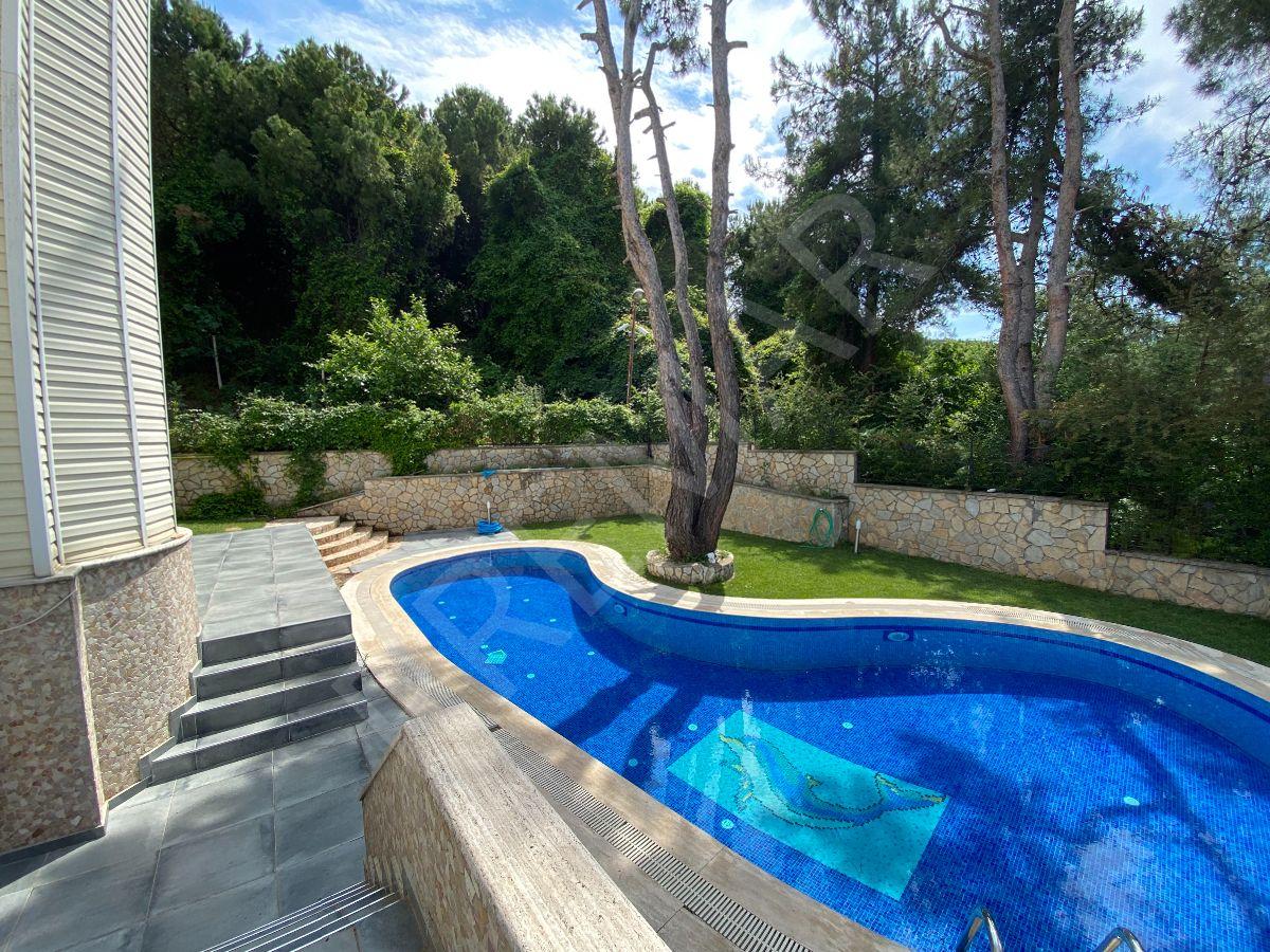 Bursa Göynüklü Full Deniz Doğa Manzaralı Benzersiz Villa
