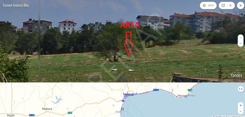 Tekirdağ Altınova Mahallesinde Satılık Arsa