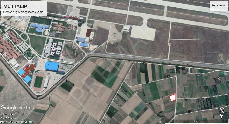 Premar Eskişehir Hikmetdinçbaş Gyd Muttalıp Orta Mahallesinde Satılık Tarla