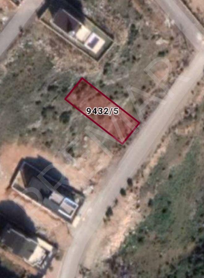 Premar Adalya Güvencesiyle Ermenek Mahallesinde Satılık Villalık Arsa