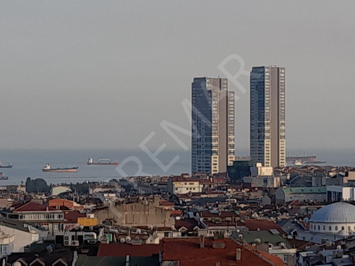 Premar Çarşıdan Full Deniz Ve Adalar Manzaralı Satılık Daire.