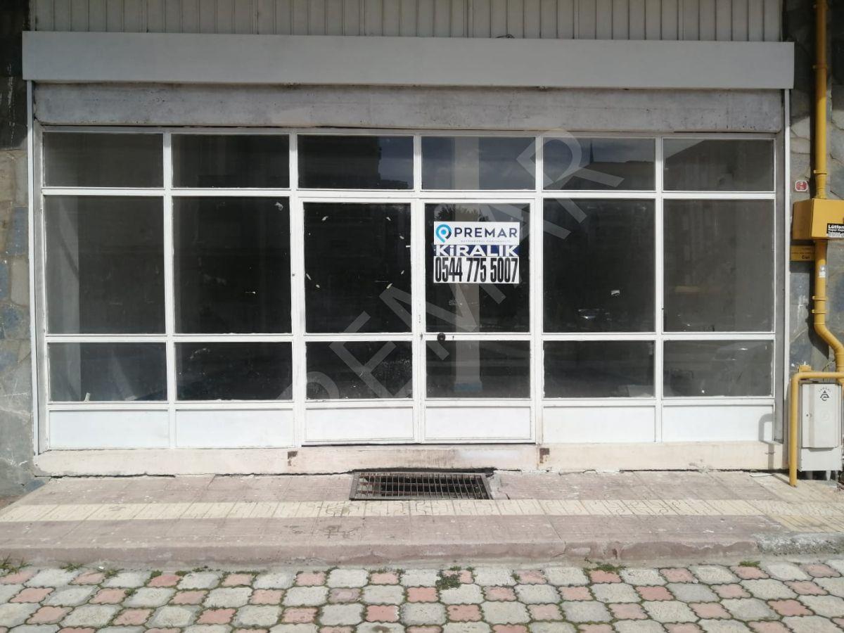 Premar'dan Ömürevlerinde Satılık Dükkan