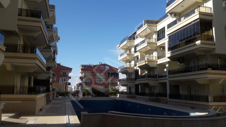 Didim Efeler Mahallesinde Havuzlu Site İçerinde Satılık 3+1 Daire
