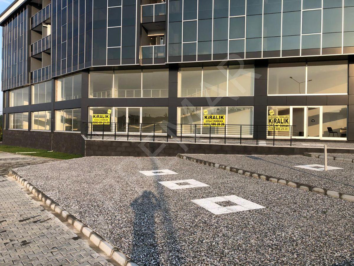 Ergene'de Eşsiz Konumda Prestijli Ofisler