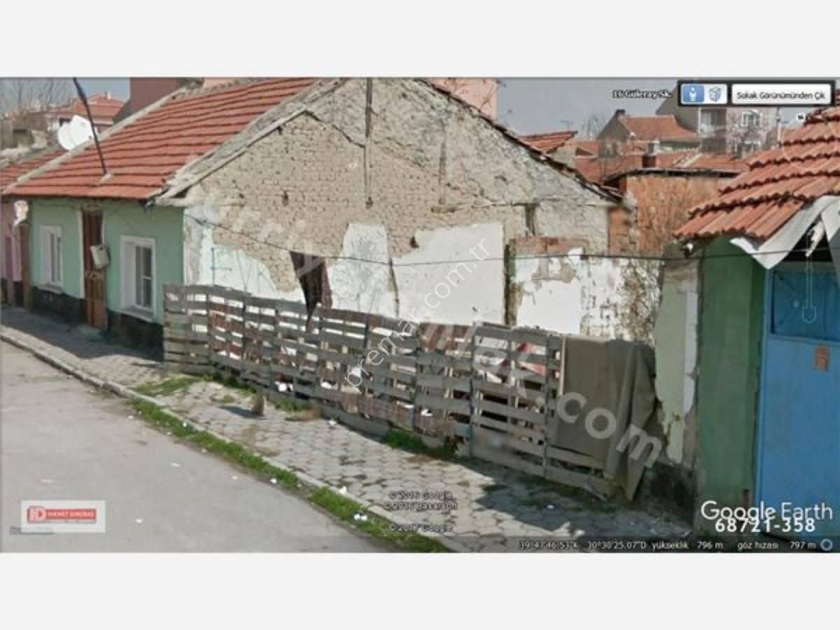 Eskişehir Tepebaşı Sütlüce Mahallesinde Satılık Arsa