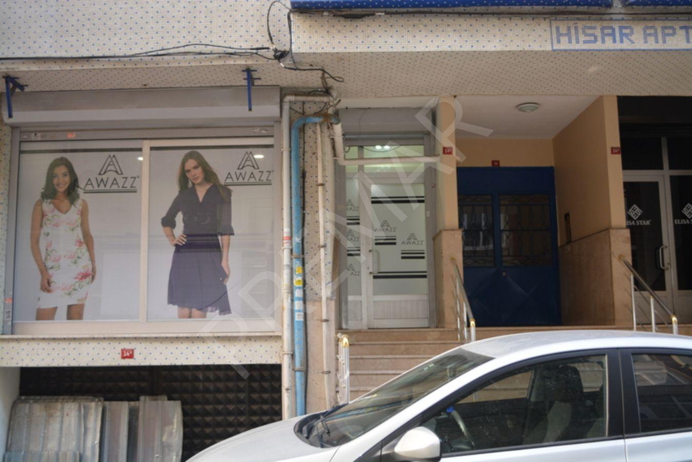 Halide Edip Adıvar'da Kiracılı Satılık Dükkan