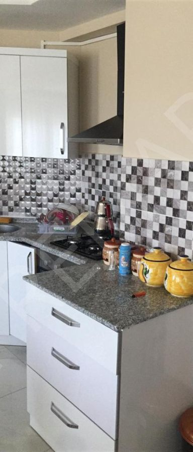 Okurcalar'da Full Eşyalı 2+1 Satılık Rezidance Daire