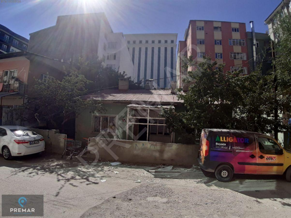 Maraş Caddesinde Elitword Otel Karşısında Ticari Arsa