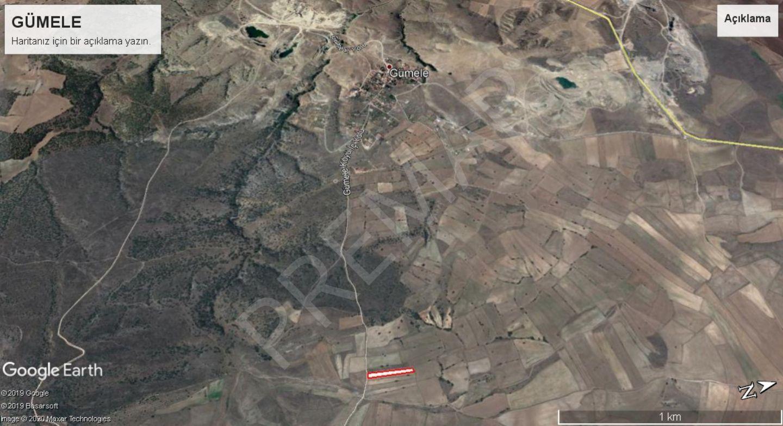 Eskişehir Odunpazar Gümele Mahallesinde Satılık Tarla
