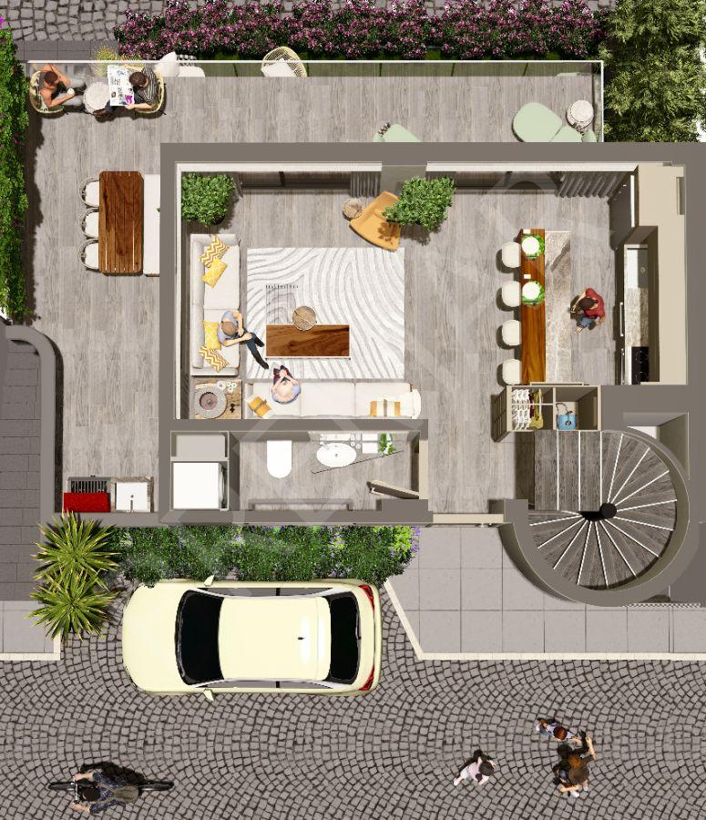 The House Residence Adabükü