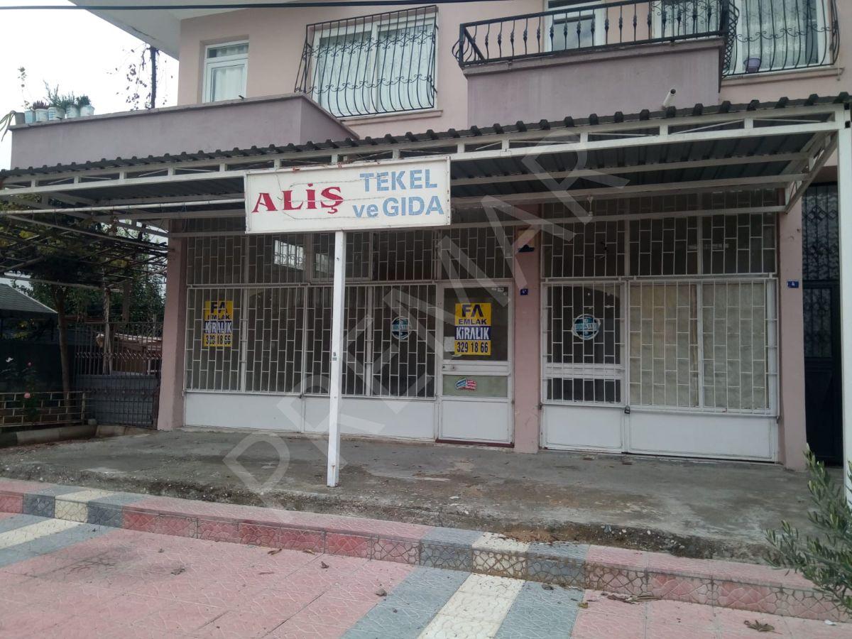 Premar Fa'dan Hüriyet Mah. Uygun Kiralık Dükkan