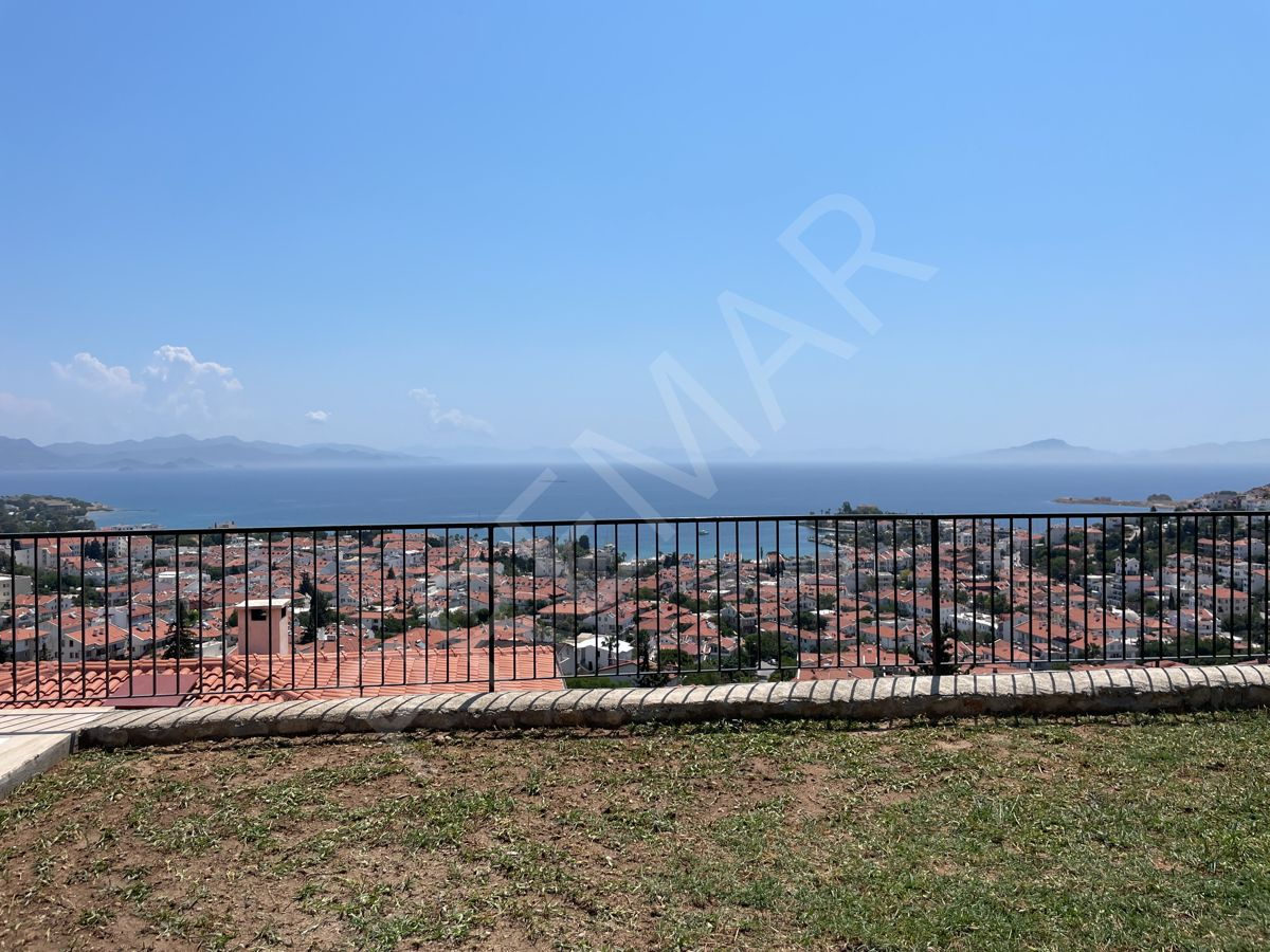 Premar Datça Merkez'de Muhteşem Deniz Manzaralı Havuzlu Villalar