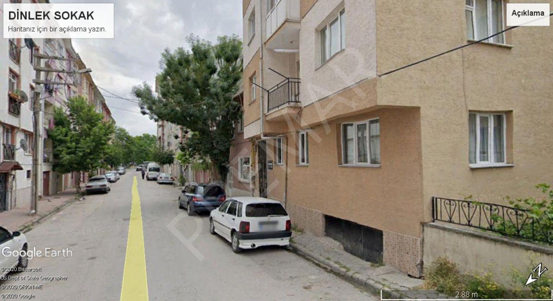 Eskişehir Ömerağa Mahallesinde Satılık İki Katlı Müstakil Ev