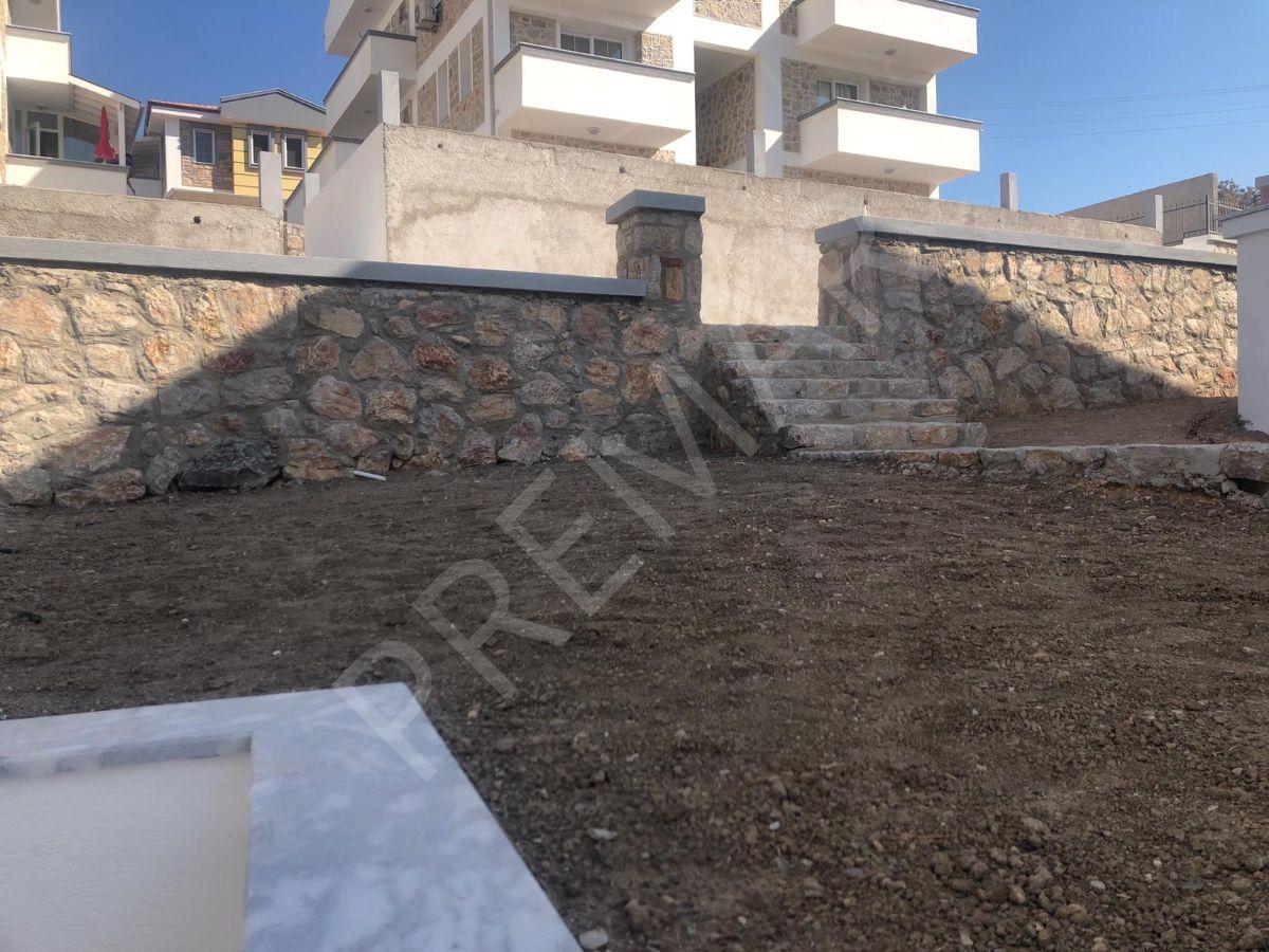 Premar Datça Merkeze Çok Yakın Bahçeli 2+1 Yeni Daire