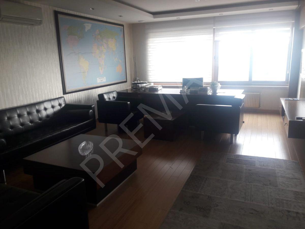 Premar Fa Emlak'dan Adnan Menderes 'de Deniz Manzaralı Ful Eşyalı Ofis