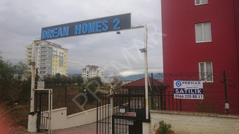 Payallarda Dream Homes Sitesınde Ful Aktıvıtelı Ful Eşyalı Satılık 2+1 Daire