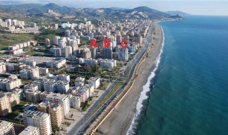 Alanya Mahmutlarda Sultan Vip Denize Sıfır 2+1 Full Eşyalı Residence Premar Farkıyla
