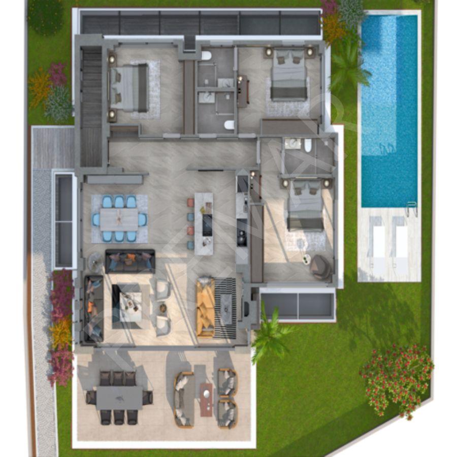 Anemon Villalar, Yalıkavak'ta Sıfır Proje