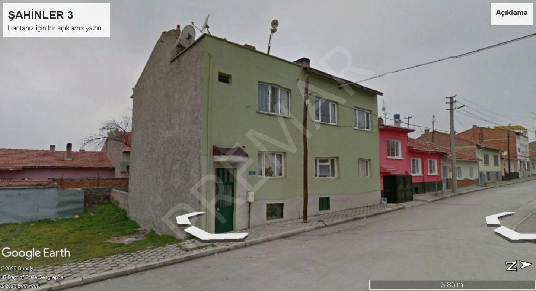 Eskişehir Tepebaşı Yeşiltepe Mahallesinde Satılık Müstakil Bina