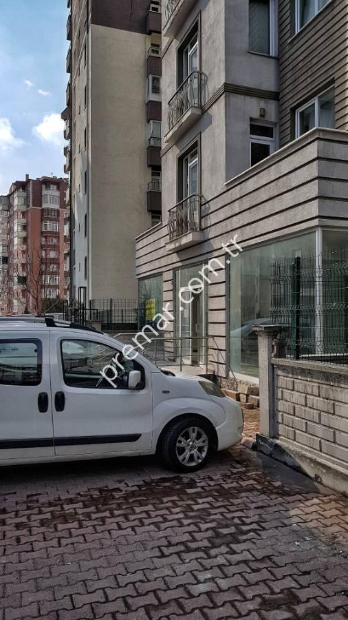 Talas Yenidoğanda Cadde Üzeri 220 M2 Dükkan