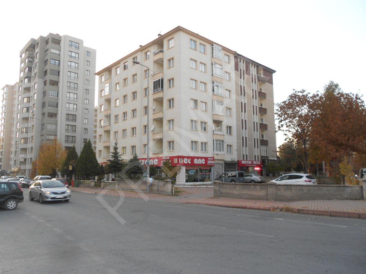 Premardan Erciyesevler Mah.konumu Süper 200m2 Satılık Daire...