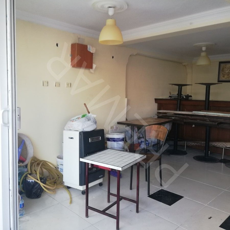 Didim Yeni Mahallede Satılık Dükkan