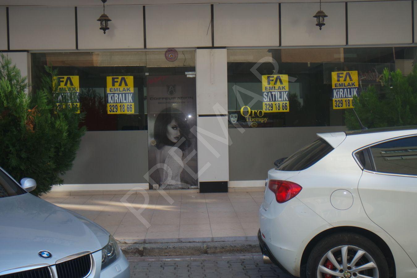 Premarfa'dan Çamlıbelde Ofis Cafe Kuaför Açmaya Uygun İşyeri