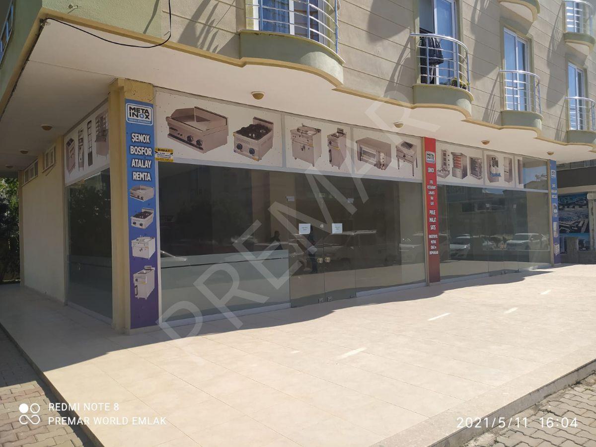 Cumhuriyet Caddesinde Kupan Kiralık İşyeri (dükkan)
