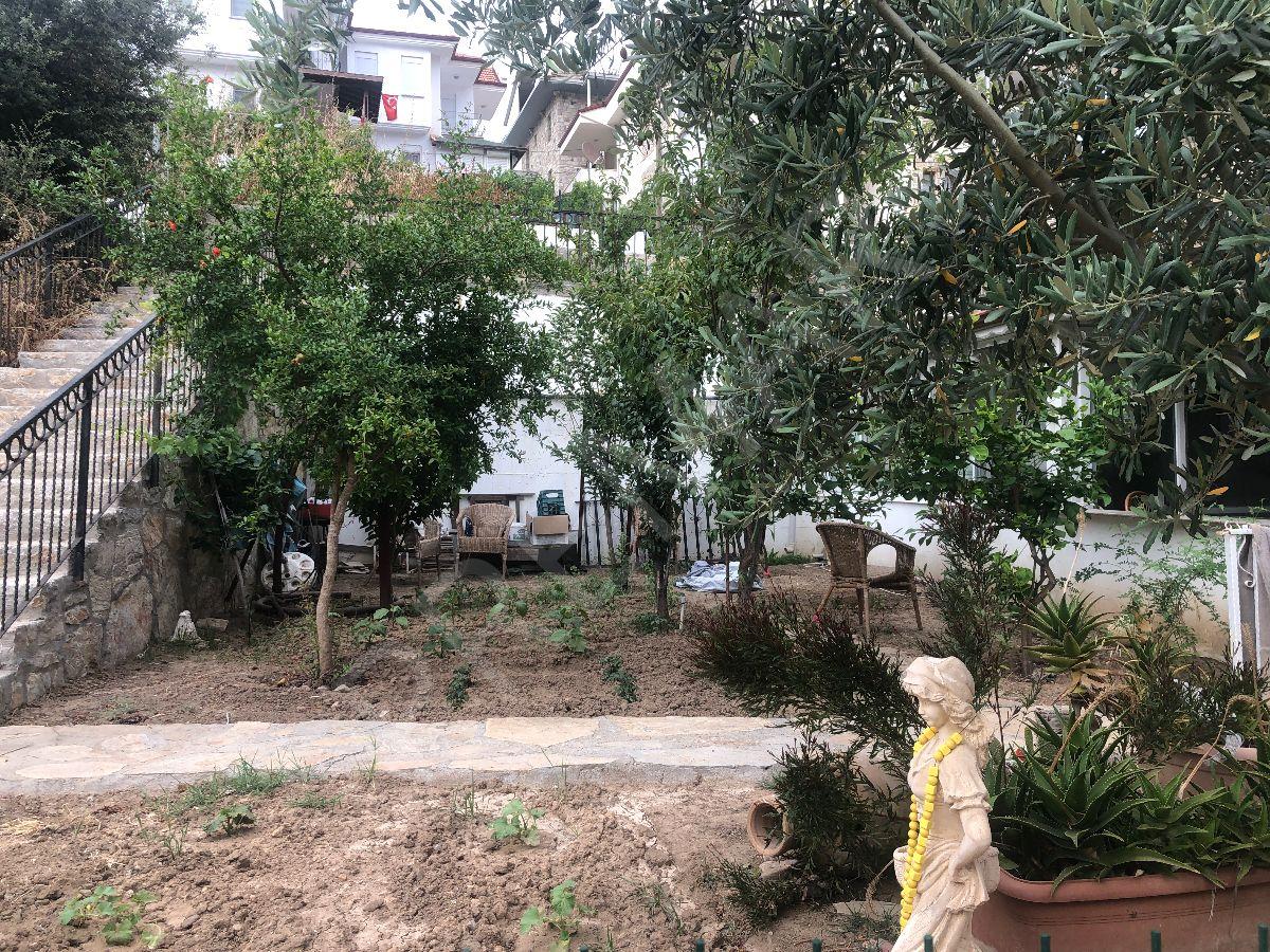 Premar Datça Merkezde Bahçeli Otoparklı Her Yere Çok Yakın Daire