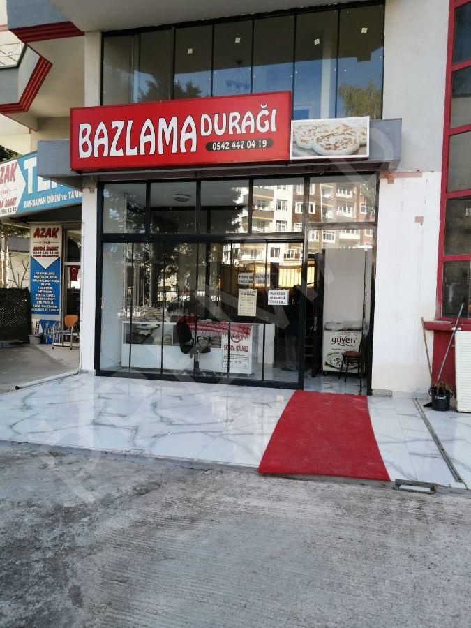 Esenevlerde Merkezi Lokasyonda Satılık Dükkan