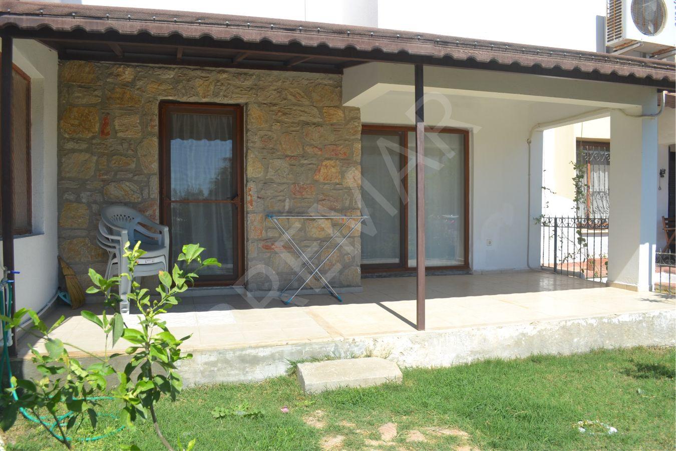Premar Datça Denize 5 Dk Site İçerisinde Eşyalı Bahçeli Daire