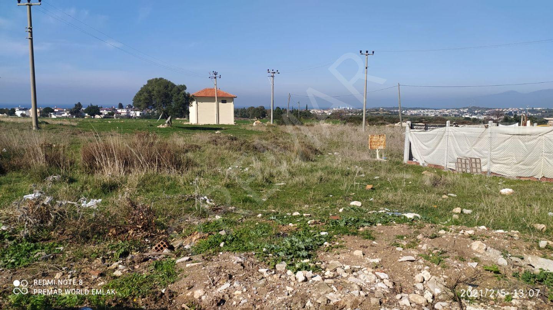 Didim Hisar Mahallesinde Satılık Villalık Arsa