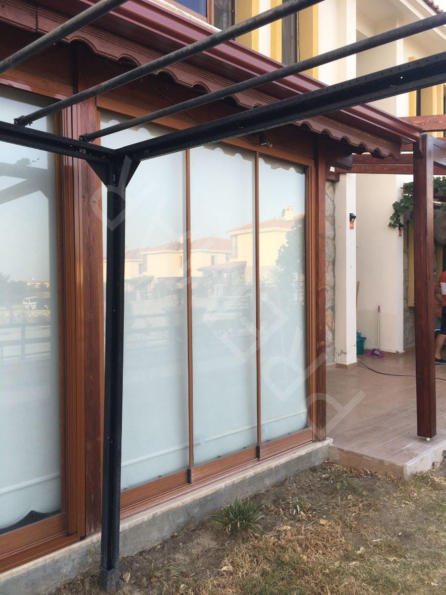 Premar Datça Kızlan'da Havuzlu Sitede 1+1 Bahçeli Bahçesiz Daire