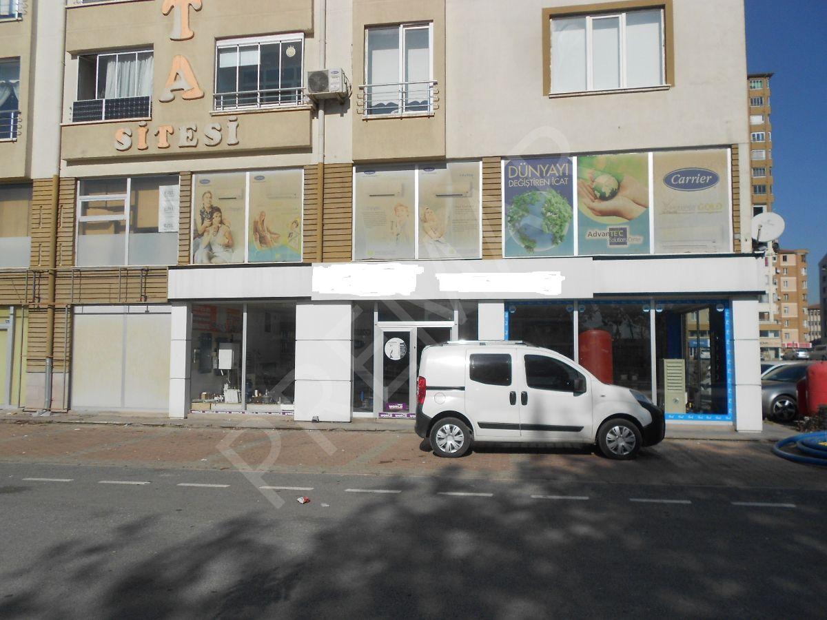 Premardan Gülük Mah.cadde Üzeri 300m2 Kiracılı Satılık Dükkan...