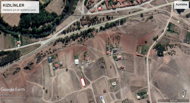 Eskişehir Tepebaşı Kızılinler Mahallesinde Satılık Tarla
