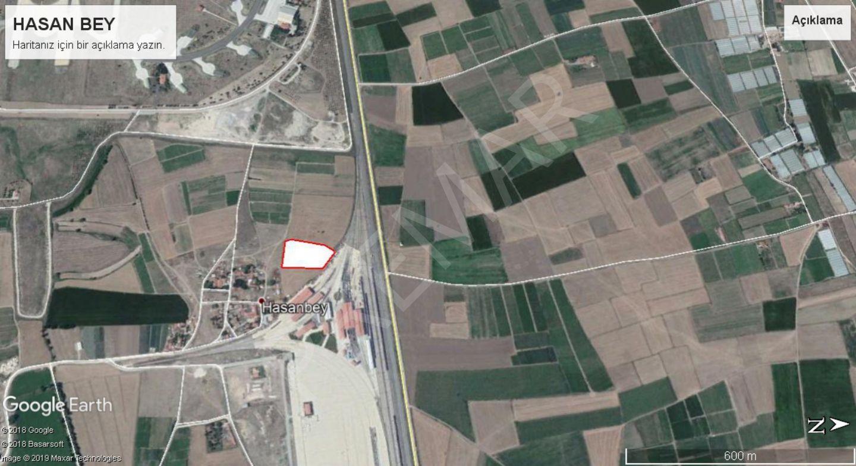 Eskişehir Tepebaşı Hasanbey Mah. Demiryolu Mevkiinde Satılık Tarla