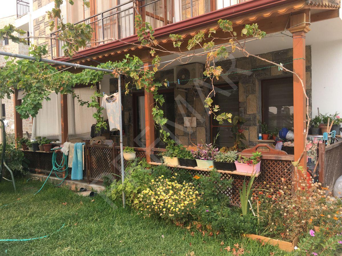 Premar Datça Merkez'de 2+1 Bahçe Katı Daire