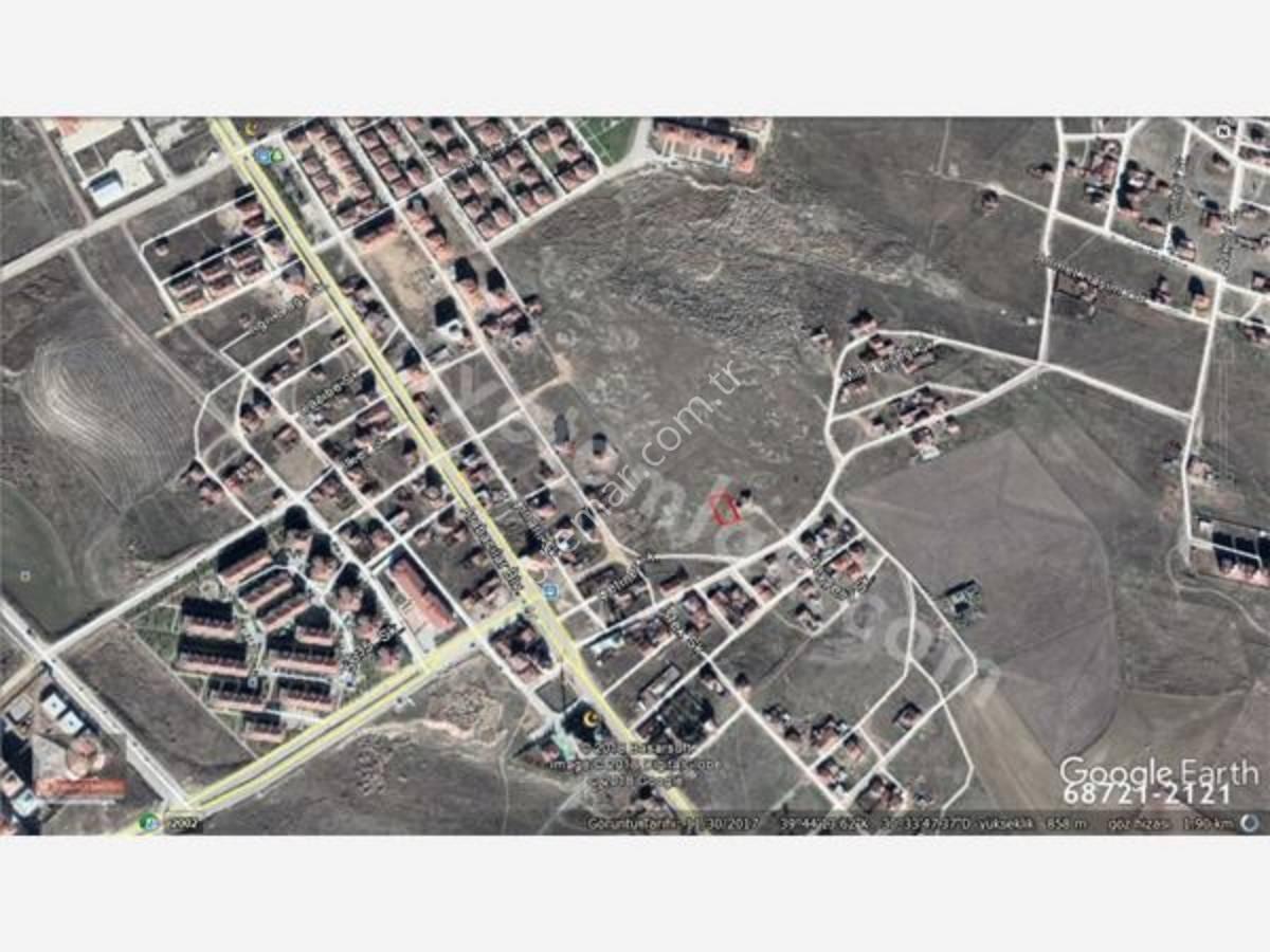 Eskişehir Odunpazarı Emek Mahallesinde Satılık İmarlı Arsa