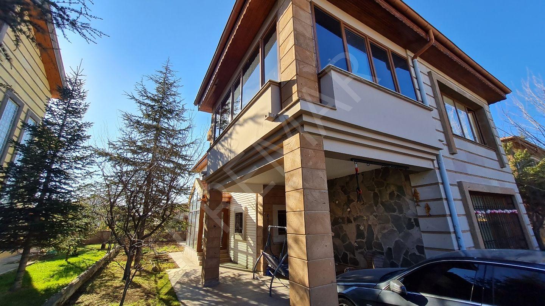 Premar Çaybağlarından Merkezi Konumda Site İçi Satılık Villa