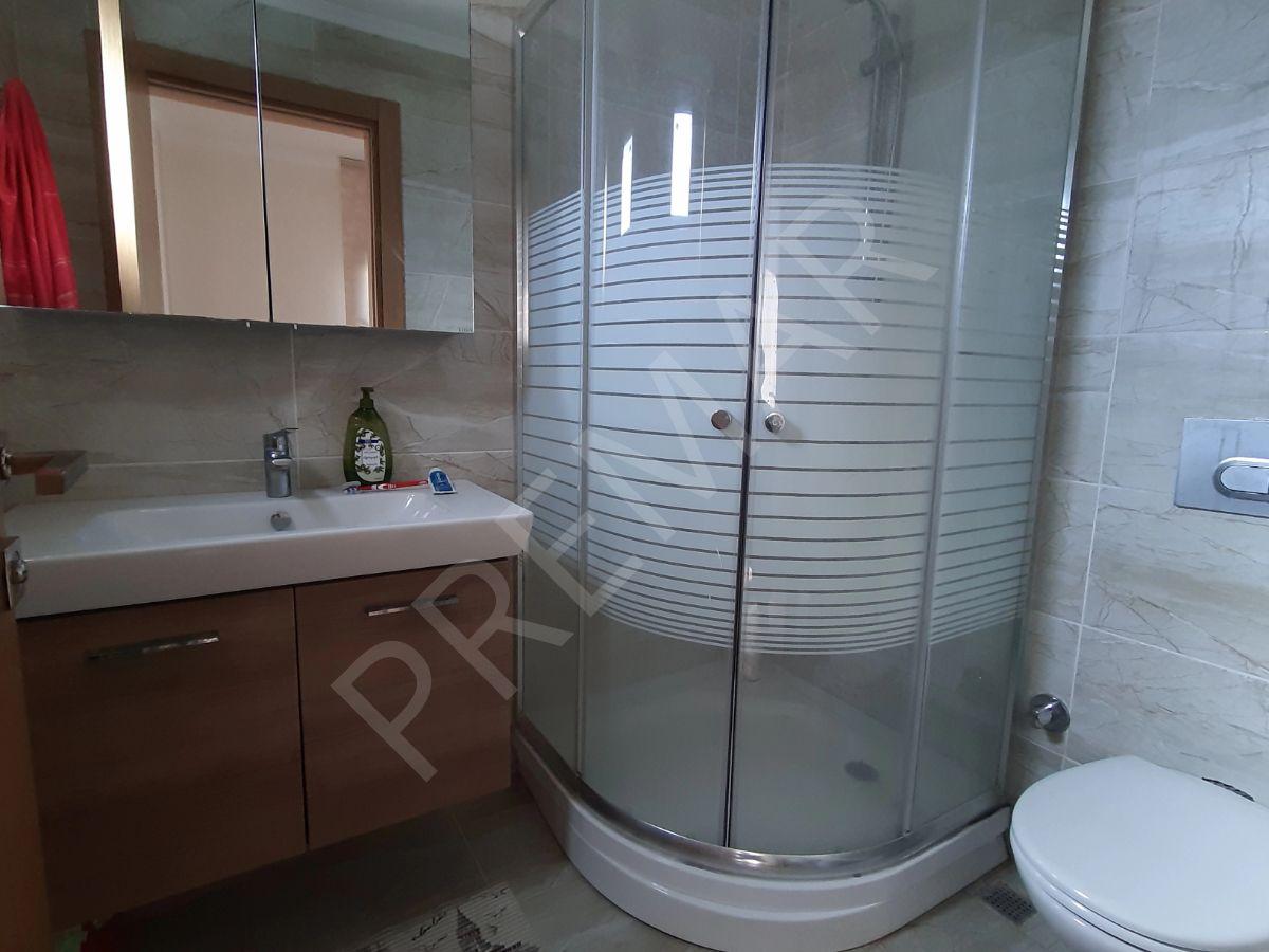 Bodrum Ortakent Yahşi Sahilde Havuzlu Sitede 2+1 Kiralık Daire